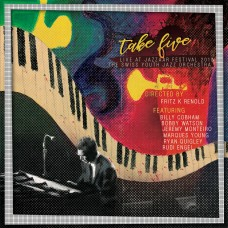Take Five by the Swiss Youth Jazz Orchestra - CD