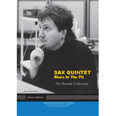 Blues in the Pit - Sax Quintet