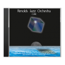 """Cube"" by Renolds Jazz Orchestra - CD"