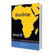 Ouverture 2005 - African Heritage