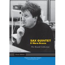 A Warm Breeze - Sax Quintet