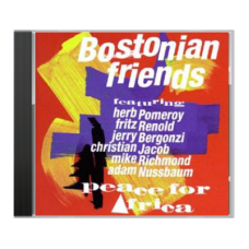 """Peace for Africa"" Bostonian Friends - CD"