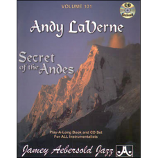VOLUME 101 - ANDY LAVERNE - SECRET OF THE ANDES