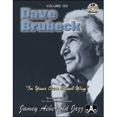 VOLUME 105 - DAVE BRUBECK - IN YOUR OWN SWEET WAY