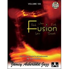 VOLUME 109 - DAN HAERLE - FUSION