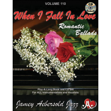 VOLUME 110 - WHEN I FALL IN LOVE - ROMANTIC BALLAD