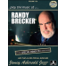 VOLUME 126 - RANDY BRECKER Play Along