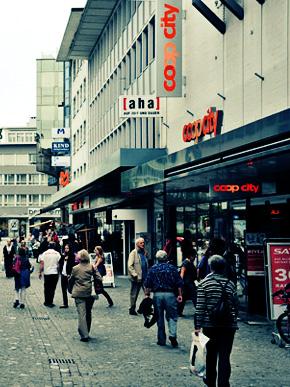Aarau Shopping