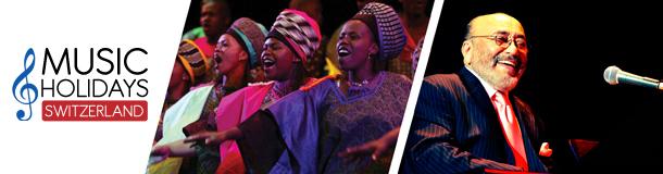 Music Holidays Switzerland : African Latin Week